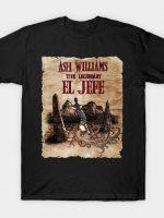 Evil Dead El Jefe T-Shirt