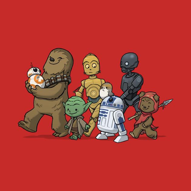 Force Friends