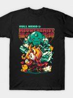 Full Neko Meowchemist T-Shirt