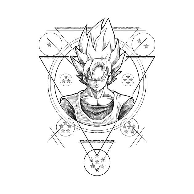 Geometry Warrior (1ink)