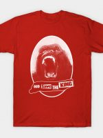 God save the King (1color) T-Shirt