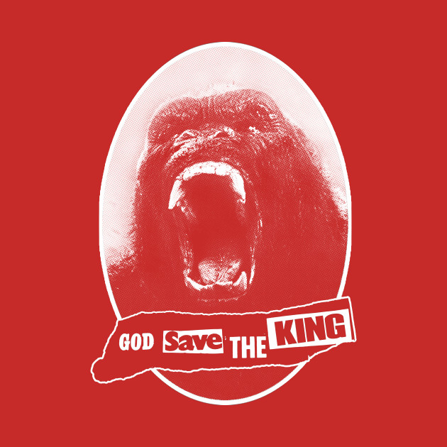 God save the King (1color)