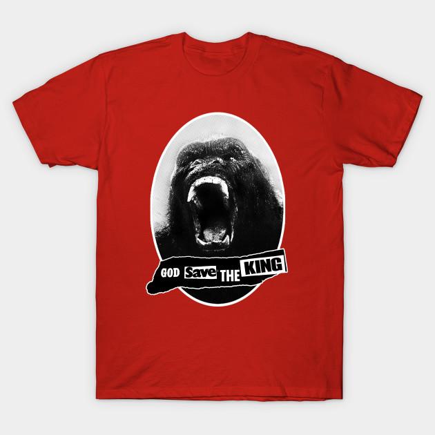 God save the Kong