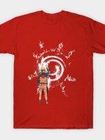 Graff Naruto T-Shirt