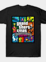 Grand Theft Xmas: Halloweentown T-Shirt