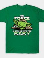 Green Cutie T-Shirt