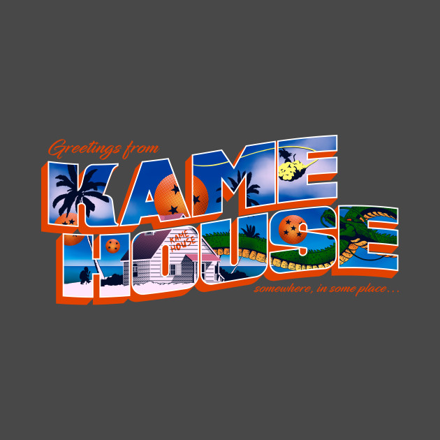 Greetings from Kame House