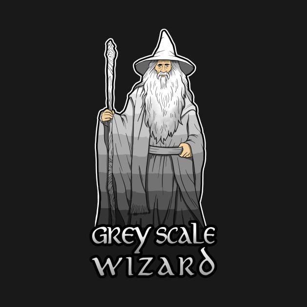 Grey Scale Wizard