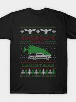 Griswold's Family Christmas T-Shirt