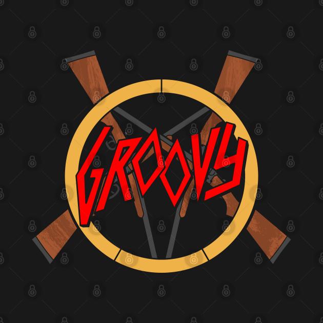 Groovy Demon Slayer