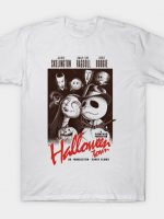 Halloween Town (white only) T-Shirt