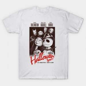 Halloween Town (white only)