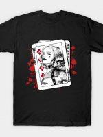 Harley Quinn card T-Shirt