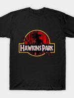 Hawkins Park black T-Shirt