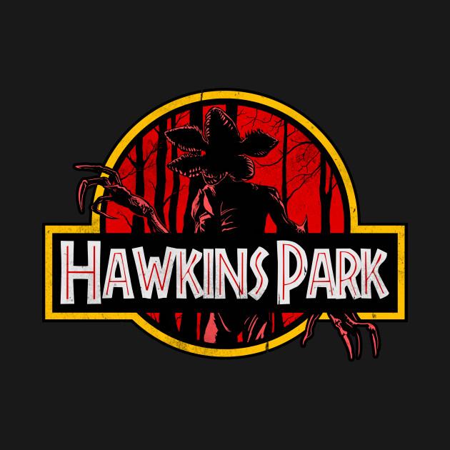 Hawkins Park black