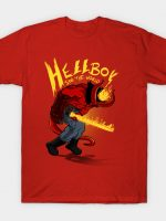 Hellboy Save The World T-Shirt