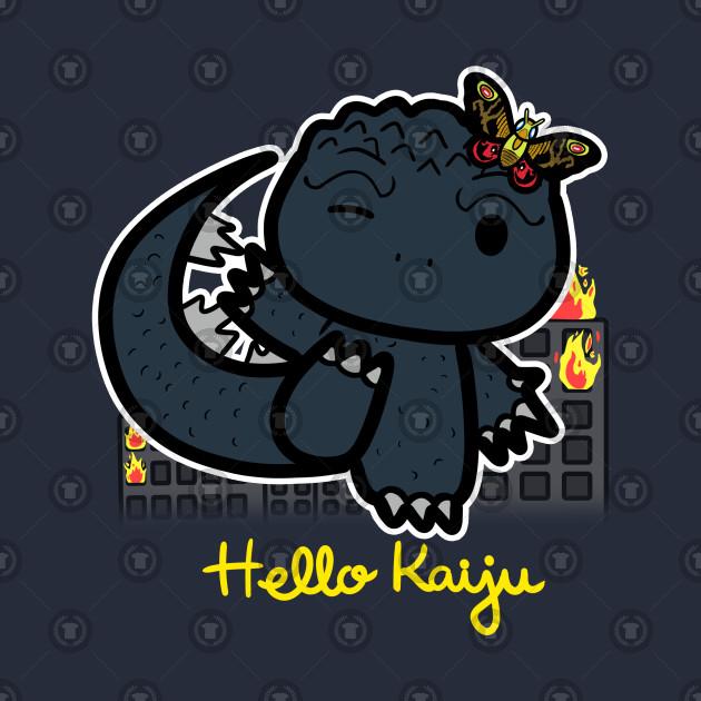 Hello Kaiju