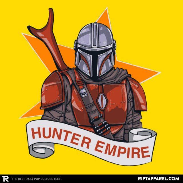 The Mandalorian - Hunter Empire