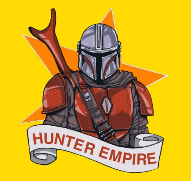 The Mandalorian - Hunter Empire
