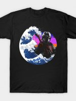 Hunter wave T-Shirt