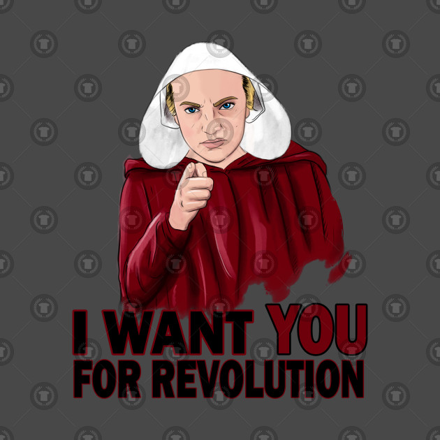 I Want you a revolution