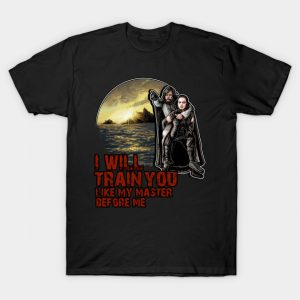 I will train you