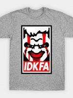 IDKFA Blood T-Shirt