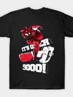 Its over 9000! Goku T-Shirt