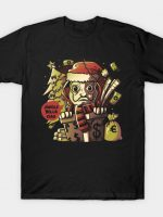 Jingle Bella Ciao T-Shirt