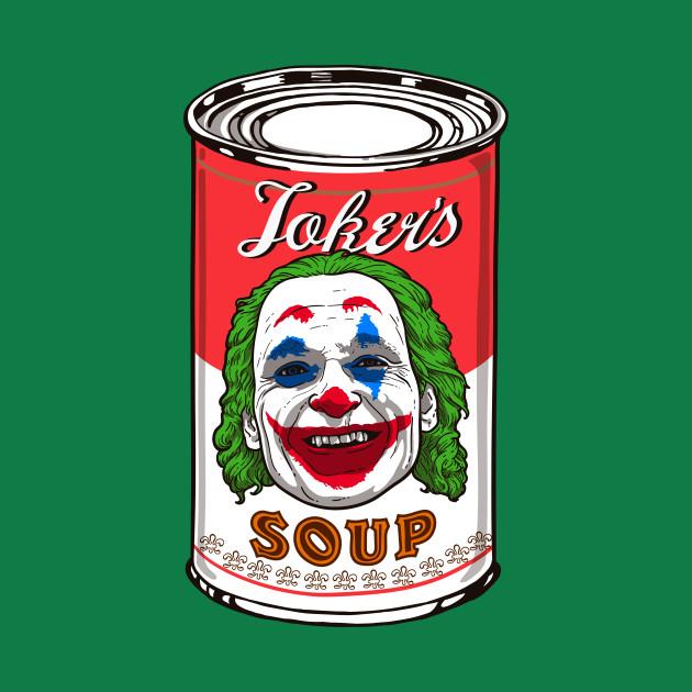 Joker's soup VOL1