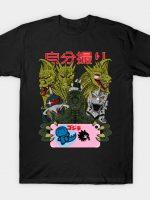 Kaijus Selfie T-Shirt