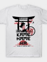 Kamehame School of Martial Arts T-Shirt