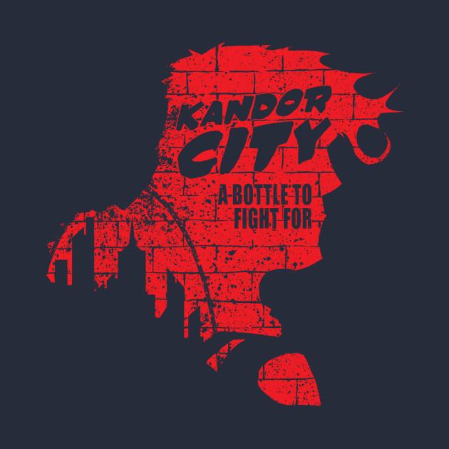 Kandor City