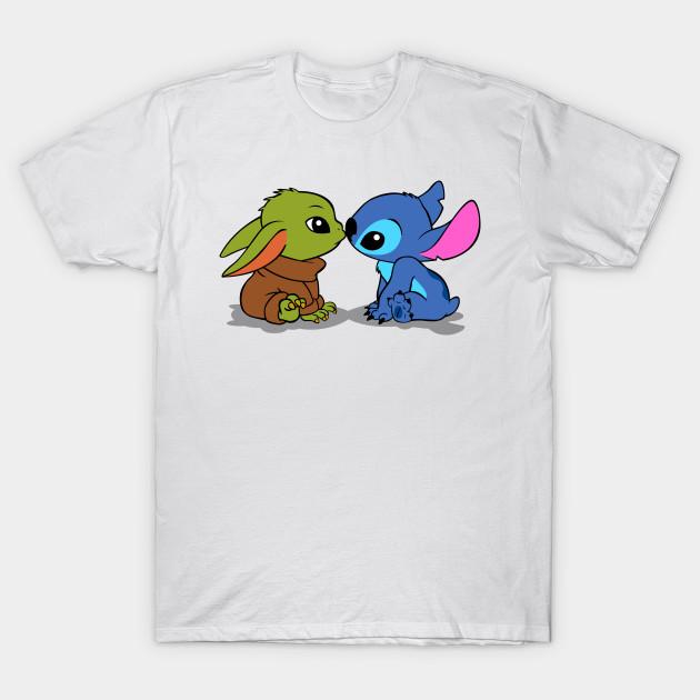 Yoda Baby/Stitch T-Shirt