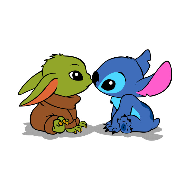 Yoda Baby/Stitch