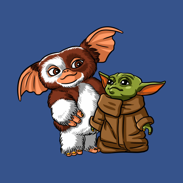 Gizmo/Yoda Baby