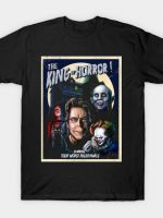 King of Horror T-Shirt