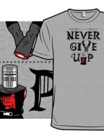 Knights Never Give Up T-Shirt