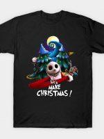 Let's Make Christmas T-Shirt