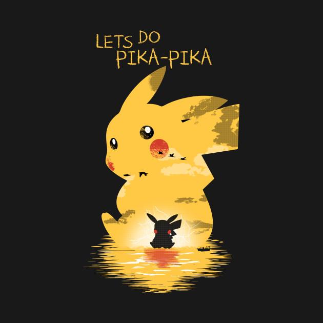 Lets do Pika-Pika