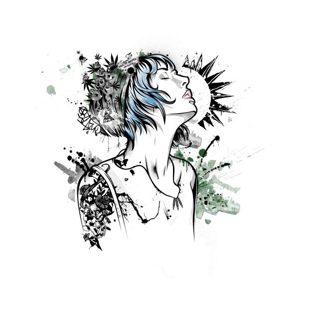 Life is GRAFFITI - Chloe