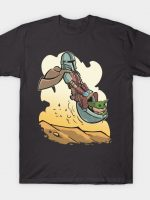 MANDALORIAN COMIC STRIP T-Shirt