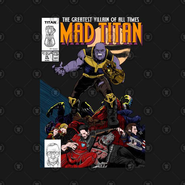 Mad Titan n1