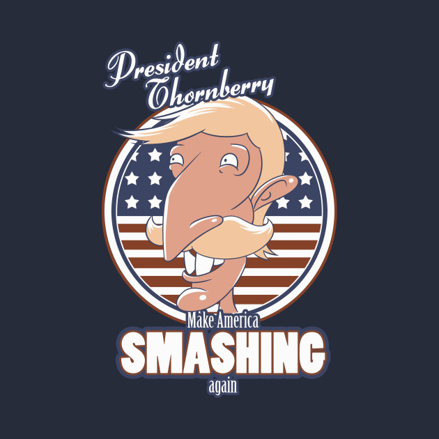 Make America Smashing Again