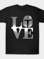 Mando Love T-Shirt