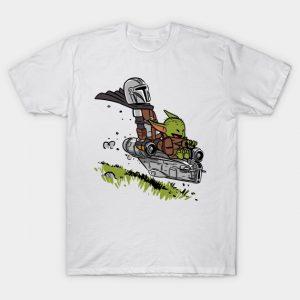 Mando and Baby T-Shirt
