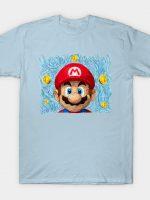 Mario Van bros T-Shirt