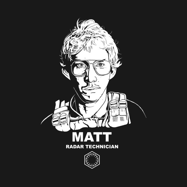 Matt - Radar technician