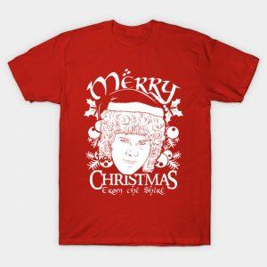 Hobbit Merry Christmas T-Shirt