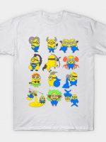 Minion horoscope T-Shirt